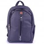 Рюкзак  grey текстиль 239-8619-GRY
